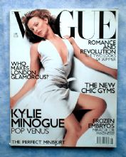 Vogue Magazine - 2001 - June